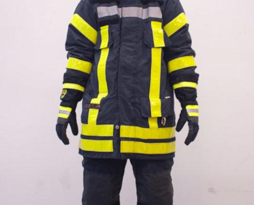 Persönliche Schutzausrüstung zur Brandbekämpfung